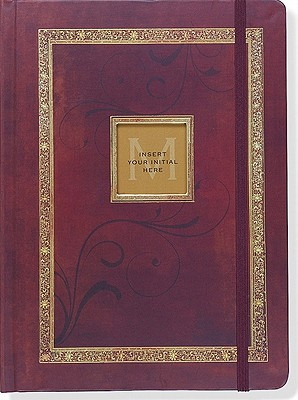 Antique Monogram Journal By Peter Pauper Press, Inc. (EDT)
